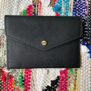 Banana Republic Black Wallet Small Clutch